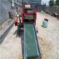 羊场黄储青草打捆机 焦作农用机械打包机