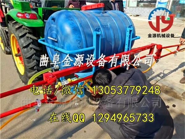 方向盘操作汽油喷雾器 农田蔬菜专用打药机