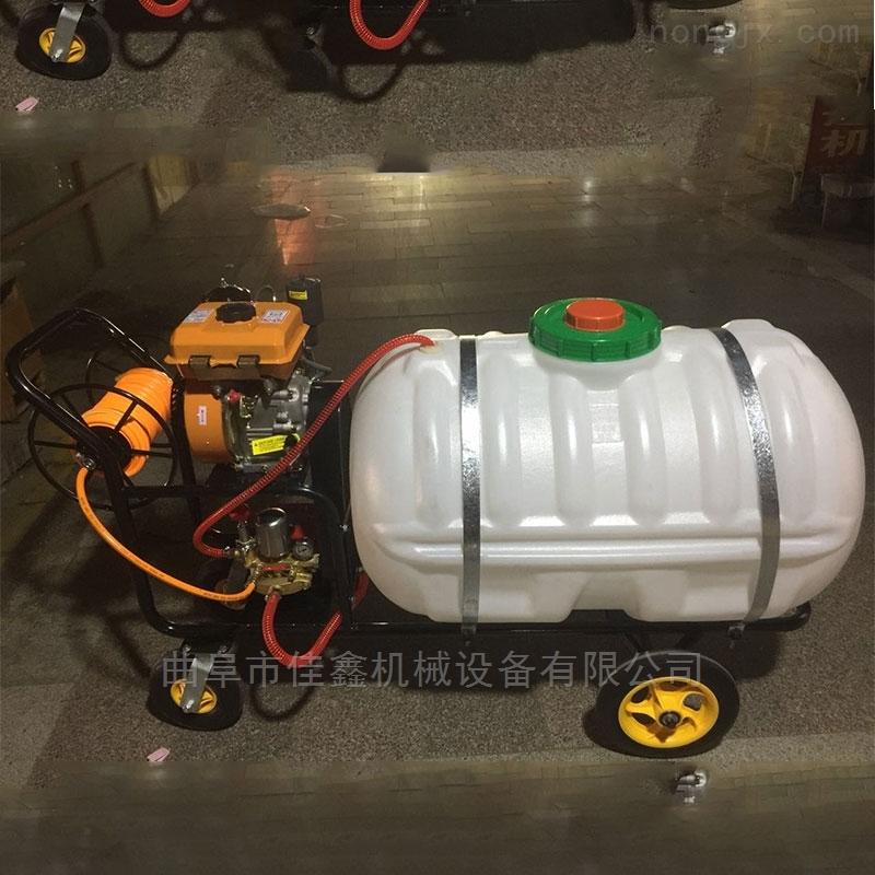 座驾式三轮车打药机 手推柴油喷雾器