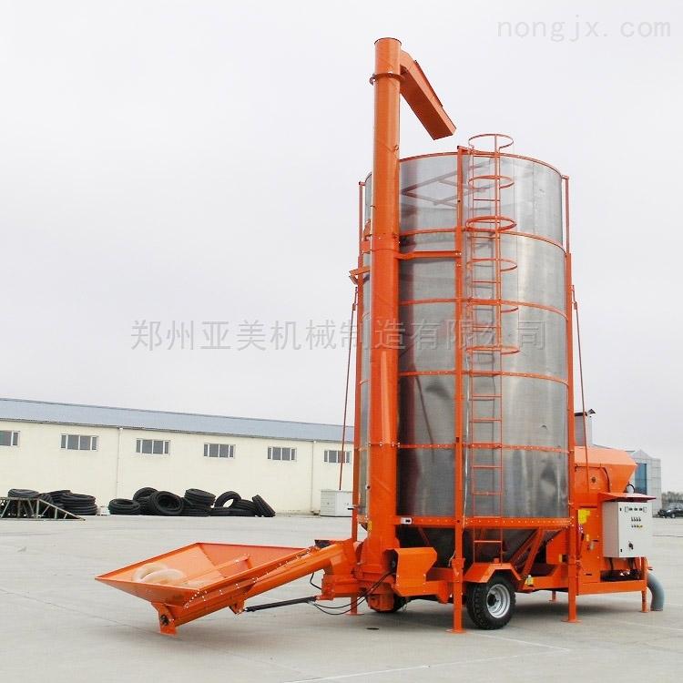 30吨粮食烘干机价格是多少?