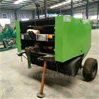 ST80*100渭南麦秸秆自动打捆机捡草打圆捆机厂家