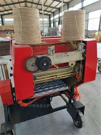 正规厂家玉米杆打包机