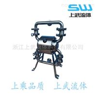 QBW卫生级气动隔膜泵