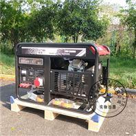 380V10KW雙缸汽油發電機
