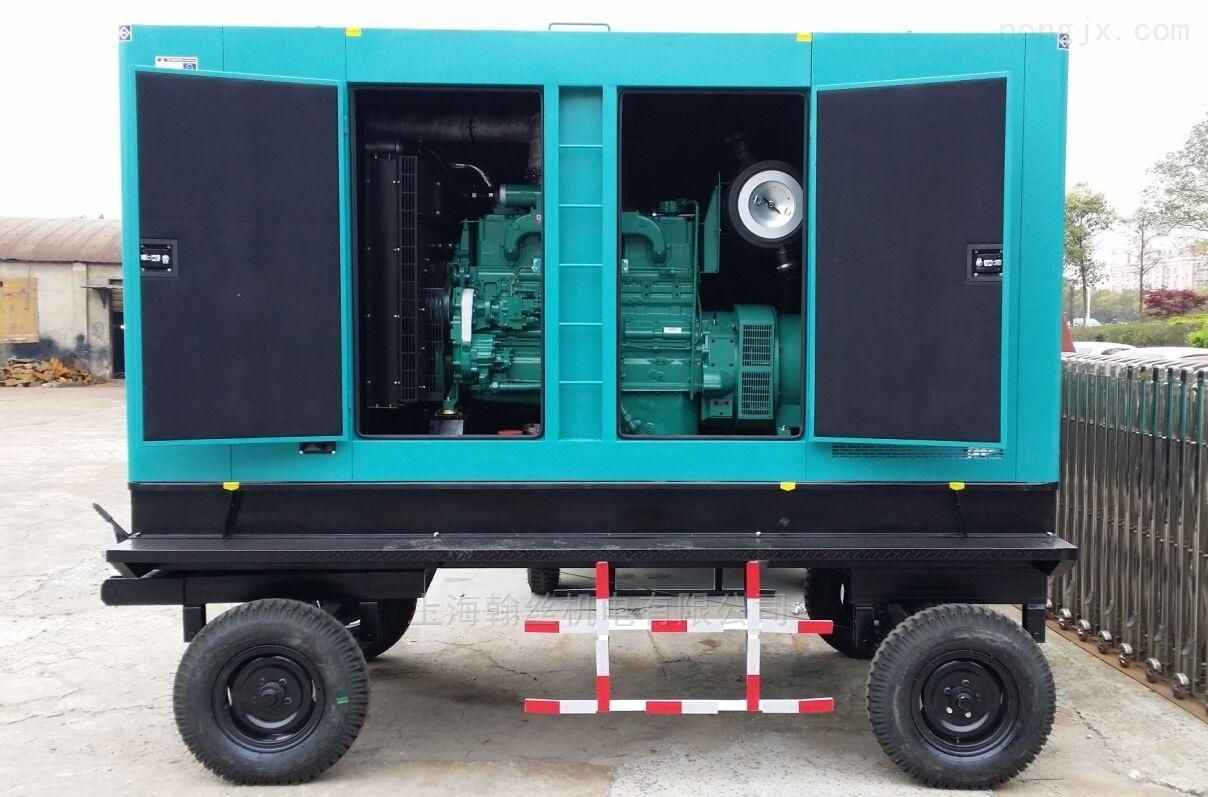 翰丝机电HS125KVA柴油发电机多钱