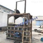 油漆桶压扁机 纸箱子打包机厂家