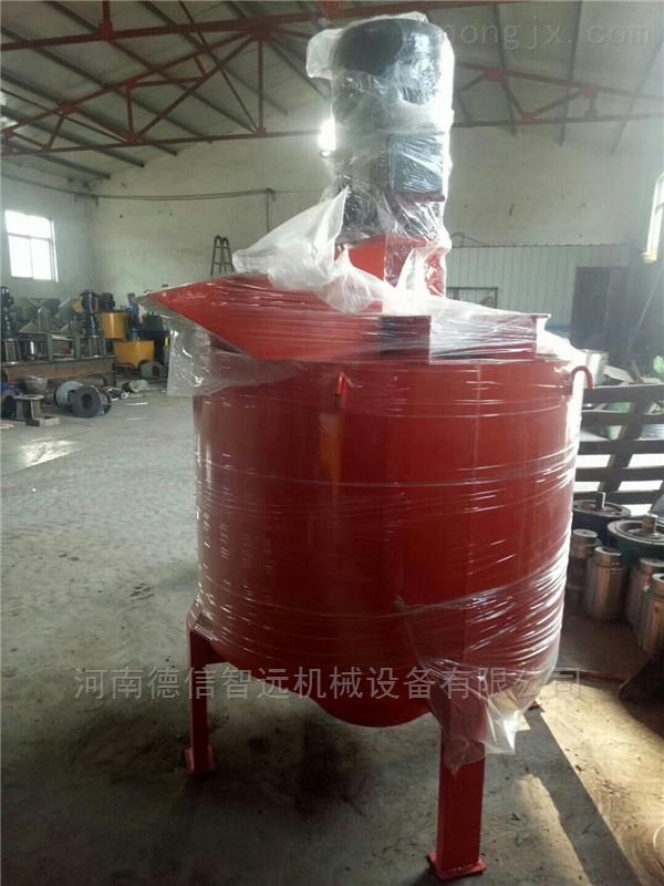 河南高速泥浆搅拌制浆机