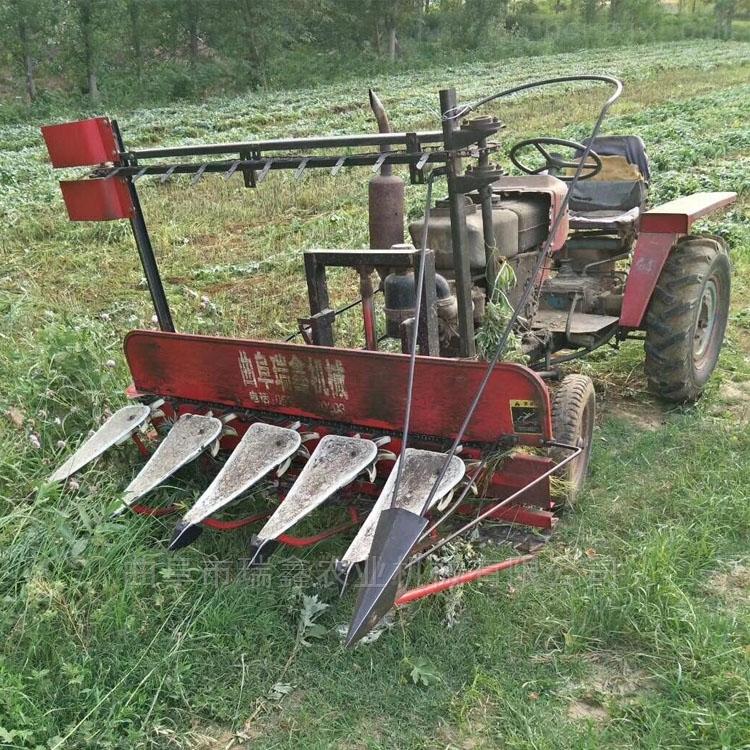 汽油油菜割曬機 120型玉米秸稈收割機