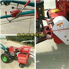 手扶拖拉机配套玉米收获机 单行收玉米机器