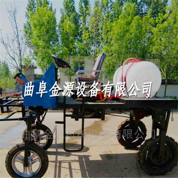 辽宁大豆玉米喷药机 手推式拉管喷雾器
