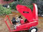 木材粉碎机型号 20公分树枝电动破碎机