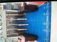 倒瓶杀菌设备行业专用塑料网带