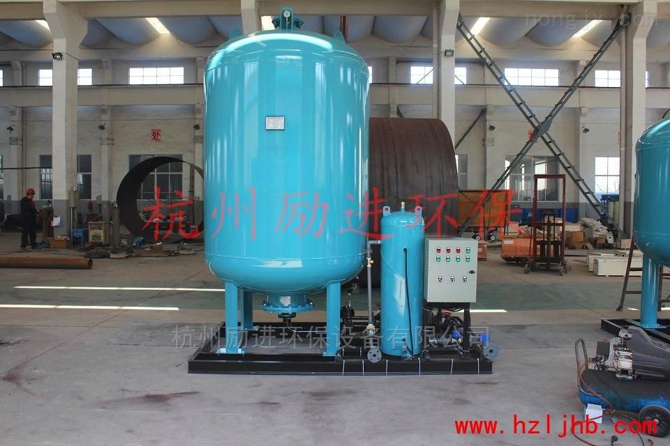 小型真空定壓補水排氣機組