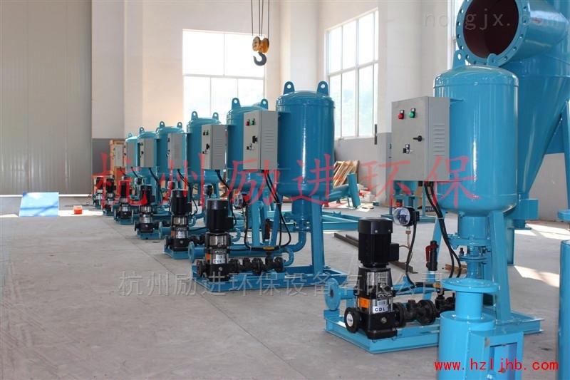 供冷系統真空定壓補水排氣機組