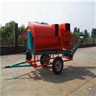 供应产量高摘果干净的花生摘果机果秧分离机