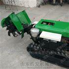 履带式开沟机工作原理 品质好柴油施肥机