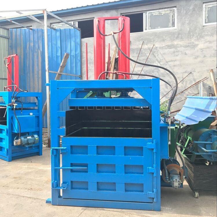 30吨编织袋液压打包机麻袋布匹压缩机厂家