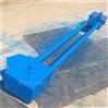 不锈钢管链提升机  尼龙环链式粉料输送机