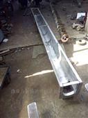 无轴螺旋式加料机  219mm管径U型倾斜绞龙