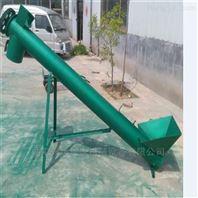 轴承密封倾斜送料绞龙  配套用管道式上料机