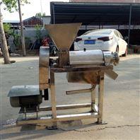 人参果哈密瓜榨汁分离机 易于维修打浆机