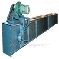 轻灰粉刮板输送机  水平刮板式运料机厂家