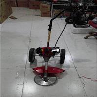 新型汽油手拿式剪草机 草坪手推修剪机