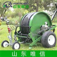 小型卷盘式喷灌机,水利设备,农用机械