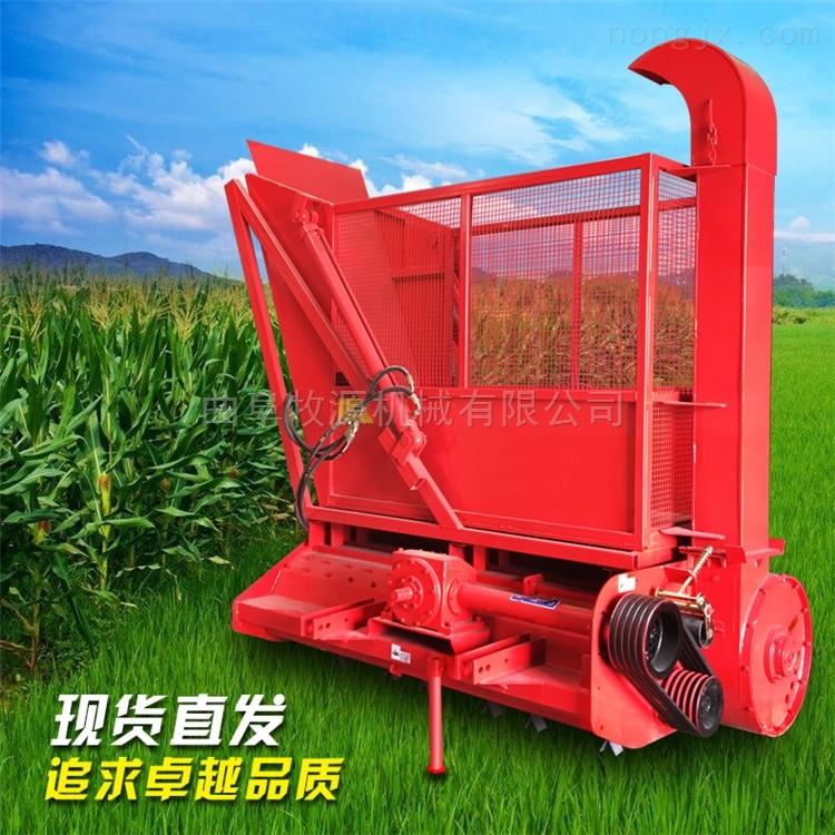 棉花秸秆粉碎回收机  玉米秸秆青储收获机
