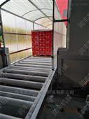濟寧當地皮帶輸送機 礦山碎石帶式皮帶機