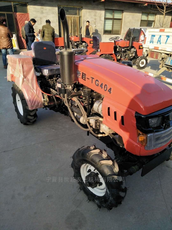 TG404-四轮拖拉机