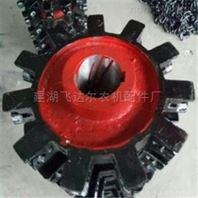 农业机械齿轮轴