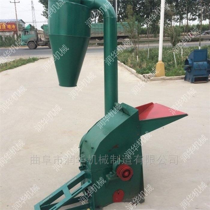 高產量青貯秸稈粉碎機 干濕樹枝破碎機