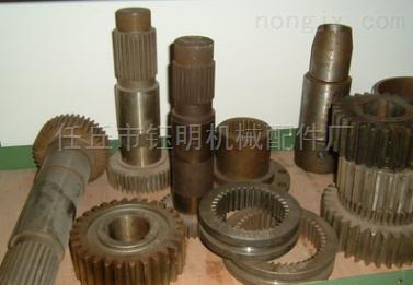 專業生產泵車配件花鍵軸