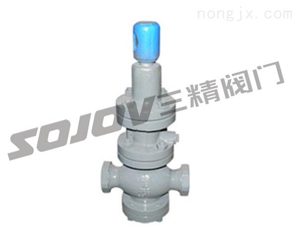 丝扣连接蒸汽减压阀