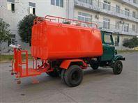 应急消防及灌溉洒水拖拉机
