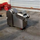 JX-QC加工坊用荷叶切块机 马铃薯地瓜切片机
