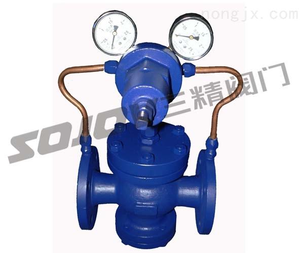 不锈钢氮气减压阀