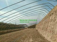 高品質農業產品幾字鋼大棚骨架泊頭鳴遠溫室