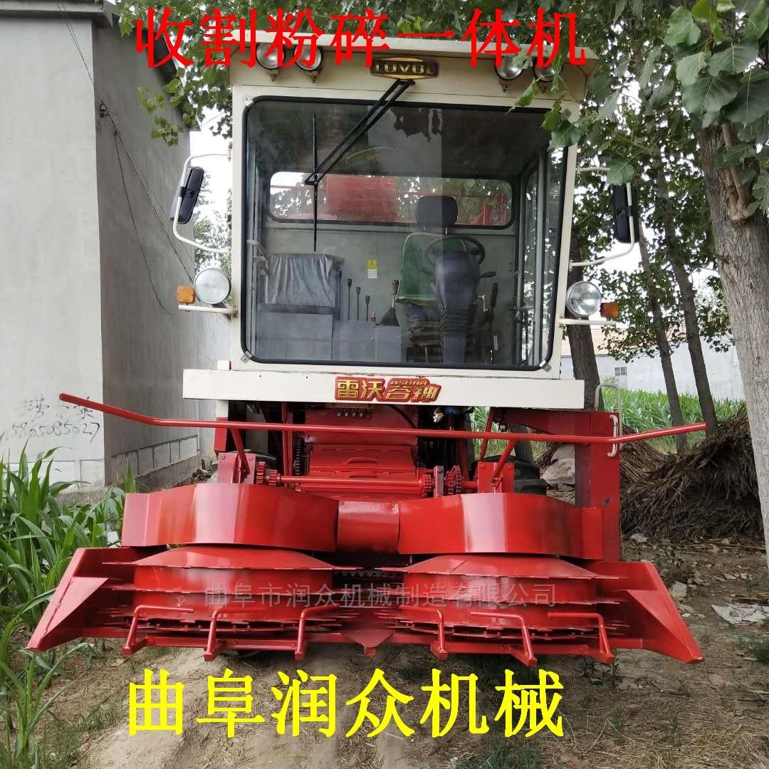 谷物收割機割台 前置割捆機 手扶帶動割曬機
