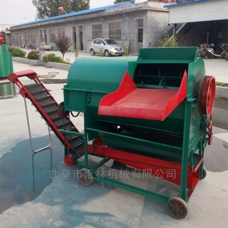 沧州可自动装袋大型花生打果机