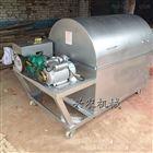 xnjx-15100型滚筒炒锅机环保电加热花生瓜子炒籽机