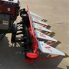 xnjx-100供应小型牧草艾草收割机自走式稻麦割晒机