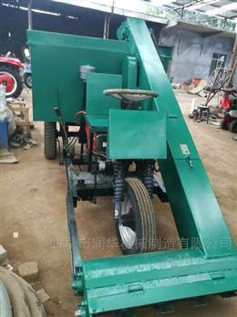 哈密农场养殖清粪车 畜牧机械设备铲粪车