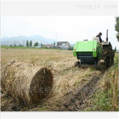 玉米秸秆捡拾打捆机定做生产 优质麦草打捆机批发 y2