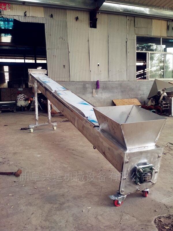 粮食垂直入仓提升机 链条提升机 提升机报价e8