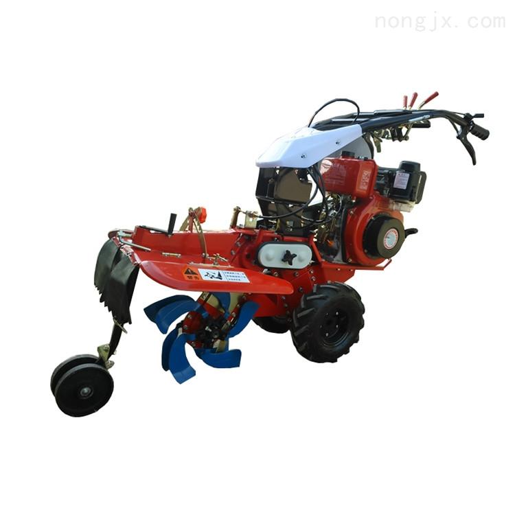 經濟實用開溝機自走式中耕培土機田園管理機