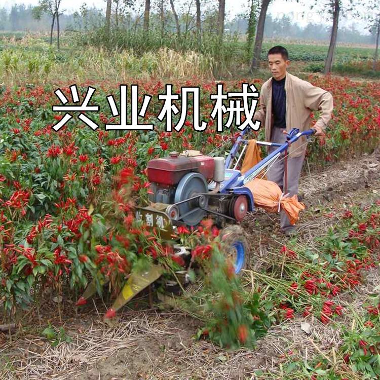 手扶式多功能割晒机 水稻小麦收割机