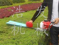 手持双面花卉绿篱机 多功能园林绿化修剪机