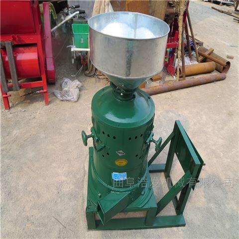 好用砂辊打米机 600公斤多功能碾米机
